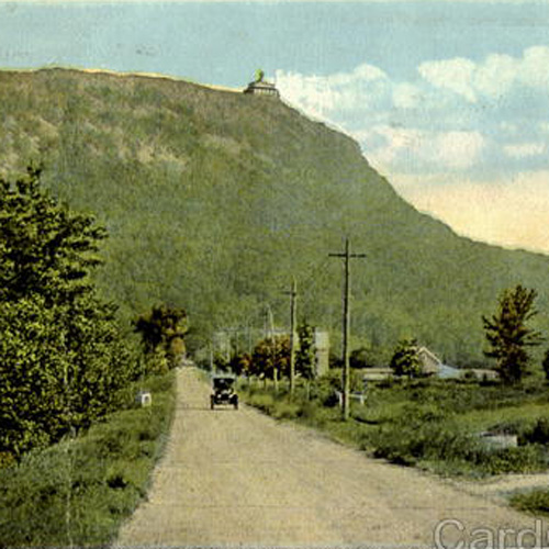 Mt. Tom And Summit House , Holyoke Street Easthampton, MA